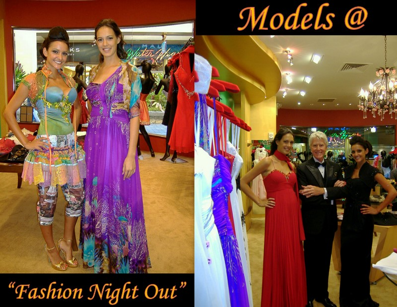 "Honolulu - ""Fashion Night Out"" - fashionlife"
