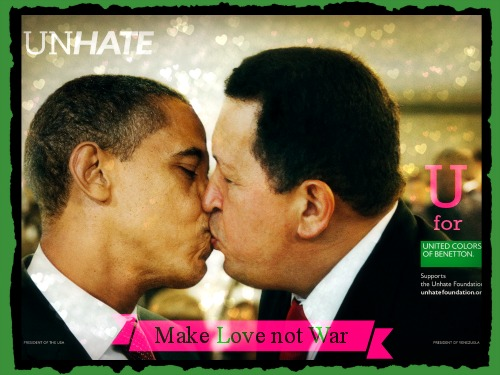 Benetton - UnhatedObama