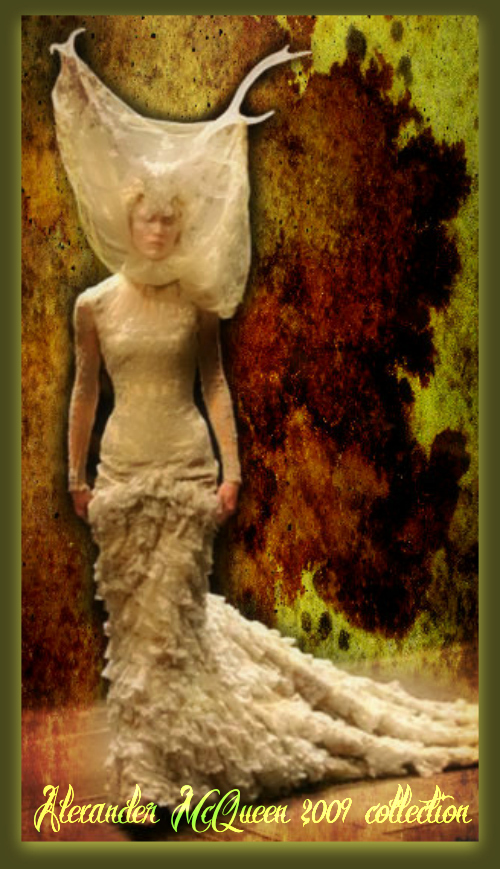 Alexander McQueen - wedding