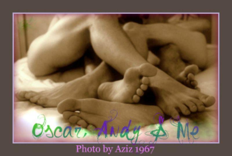 Andy, oscar & me