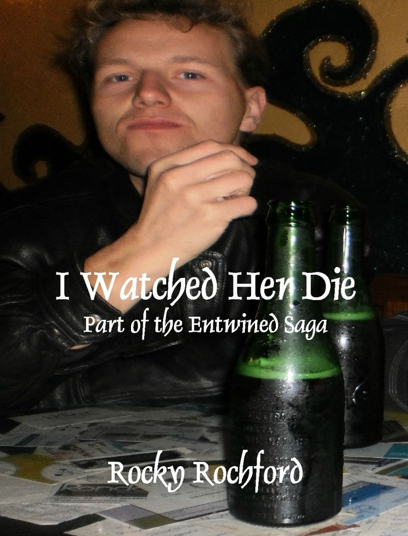 I Watched Her Die Cover Art