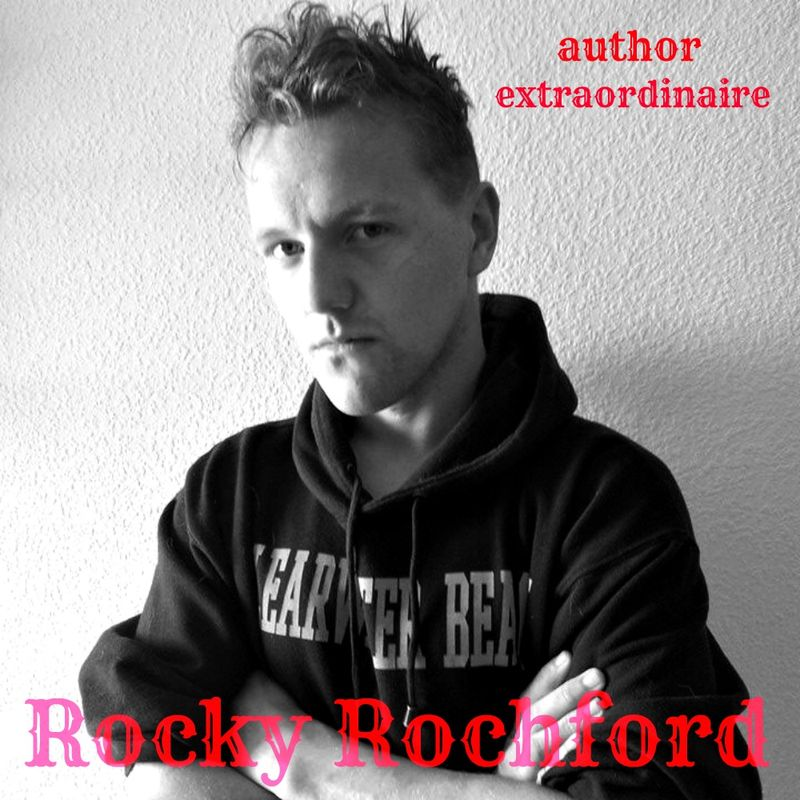 Author Photo - Black & White