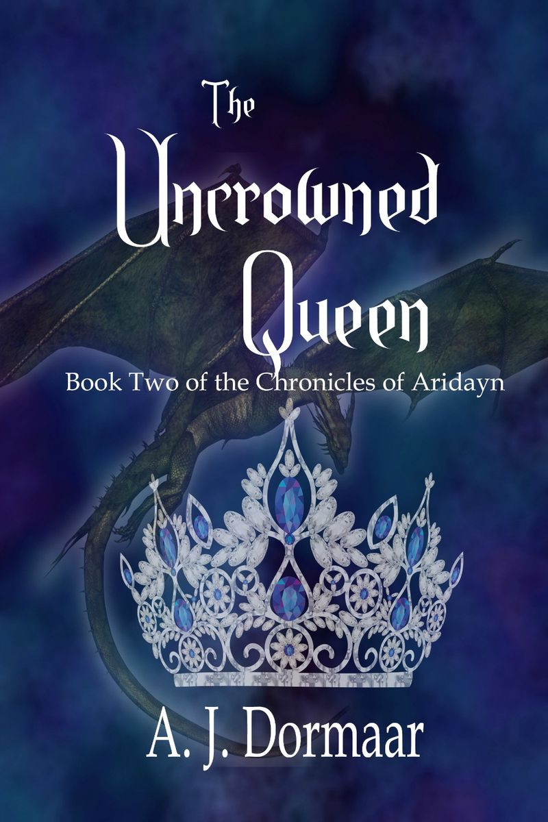 The Uncrowned Queen cover art