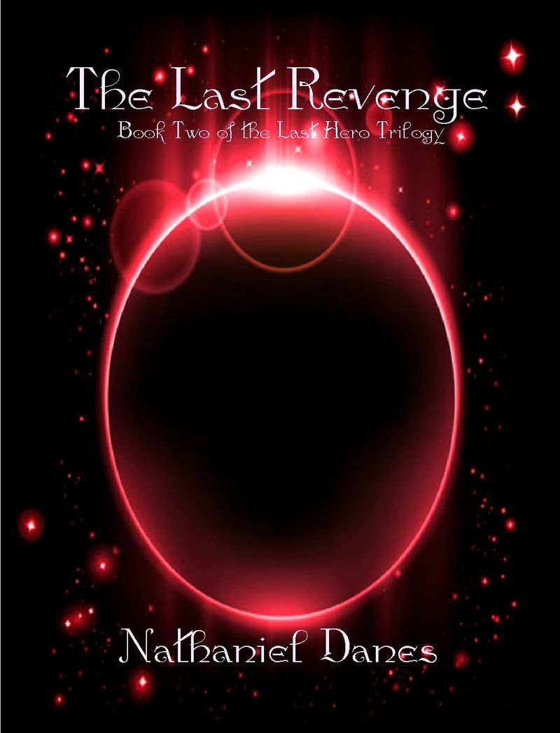 The Last Revenge. Cover Art