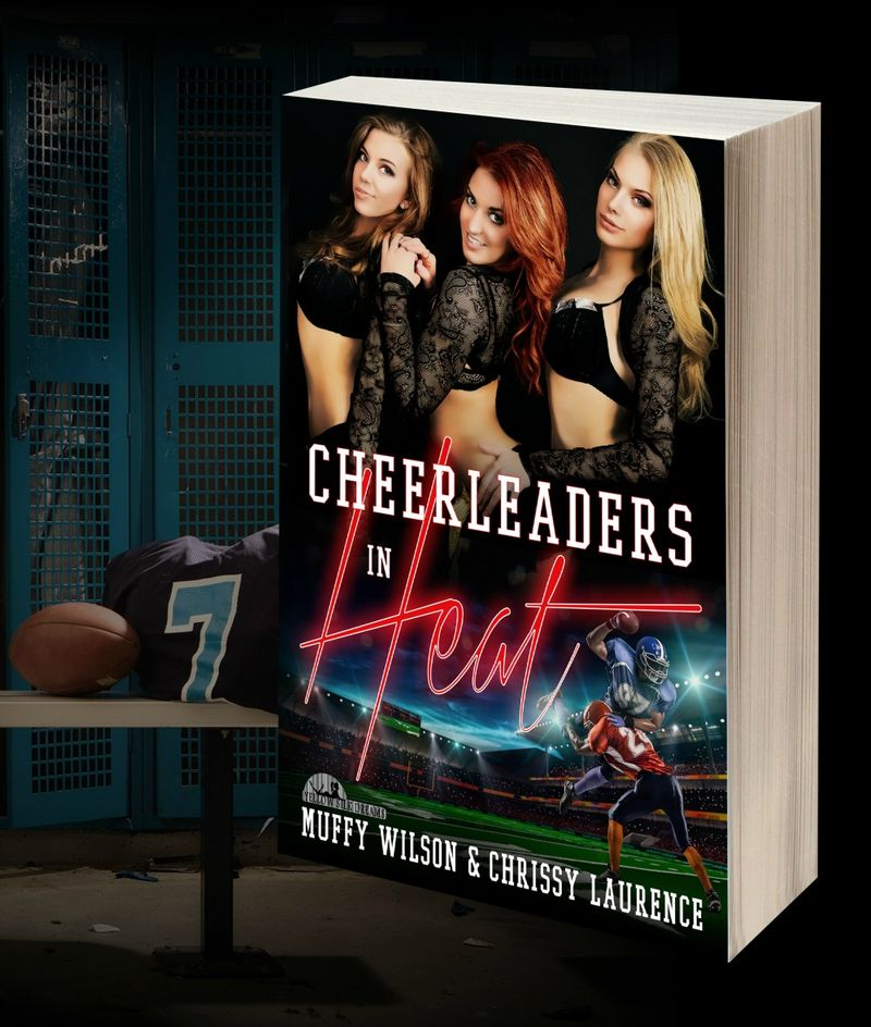 Cheerleaders 3D Cover