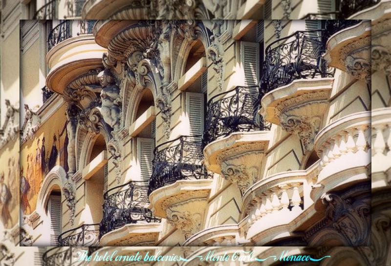 Monaco - Hotel balcony1