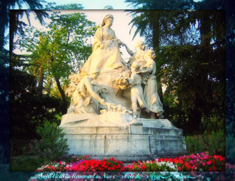 Nice-Monument_reine_Victoria1