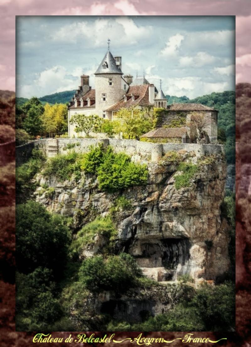 Château de Belcastel 1, France