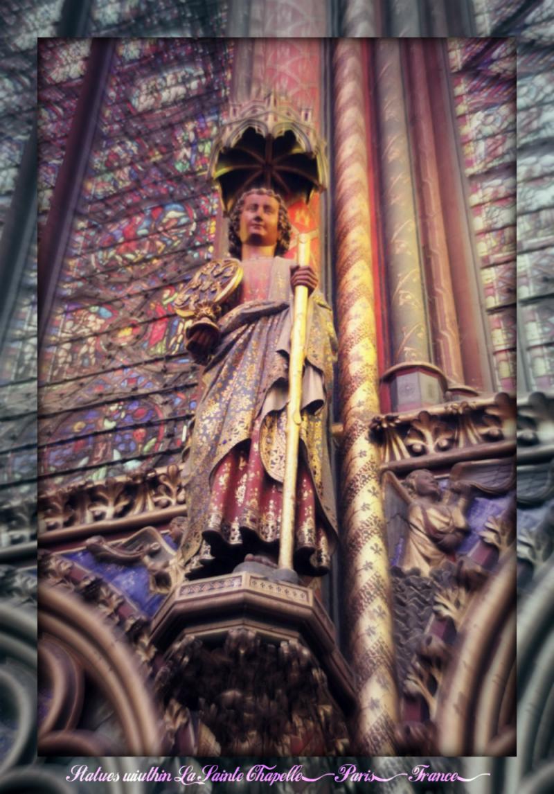 Paris - Sainte-Chapelle5a