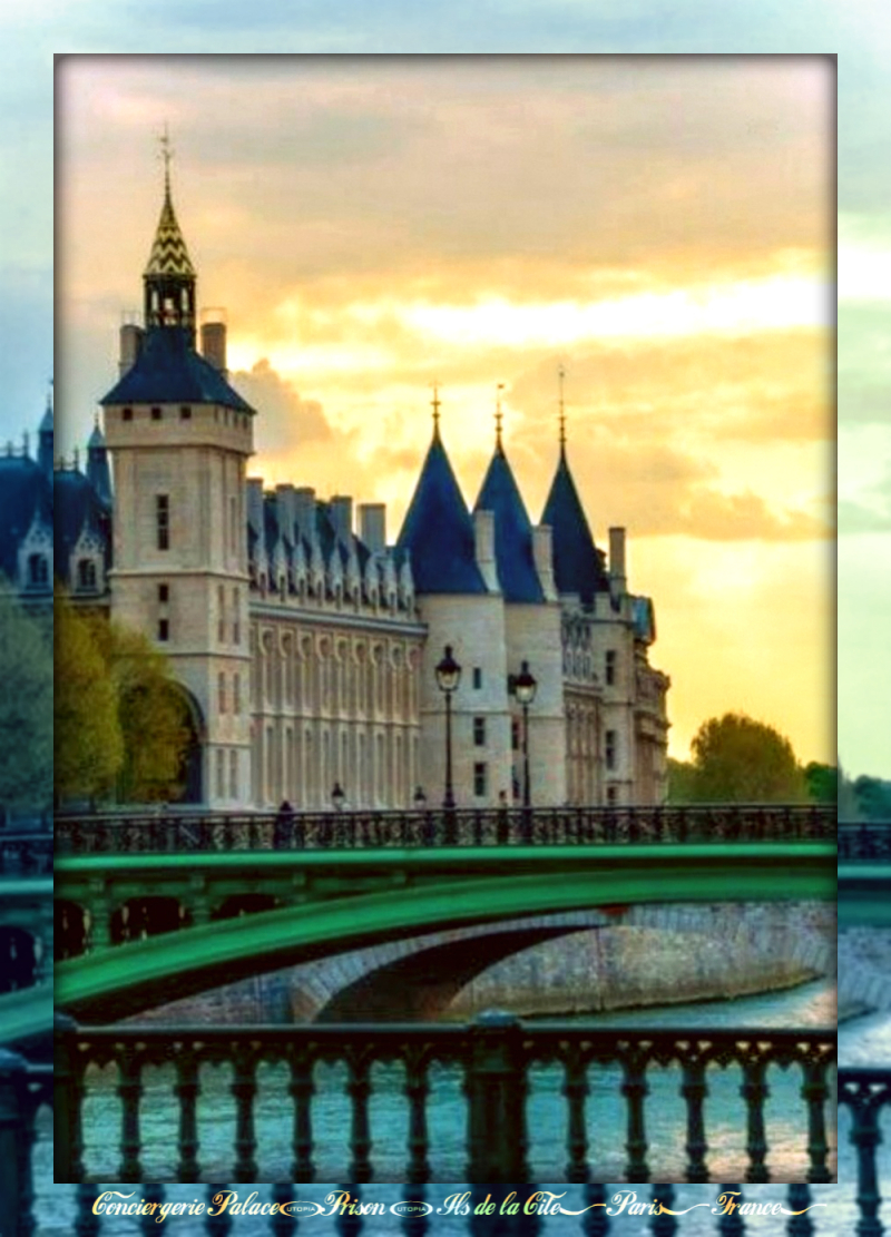 Ils de la cite - Paris - Conciergerie1_pe