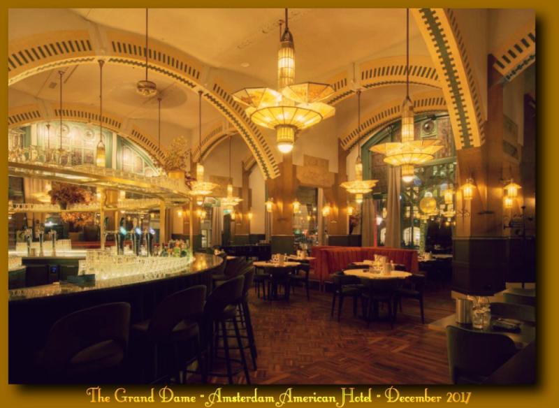 Hampshire Hotel - Amsterdam American1