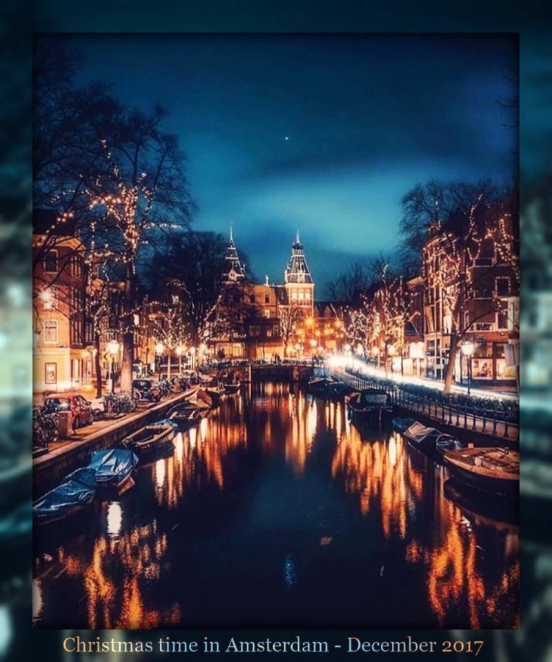 Amsterdam - christmas