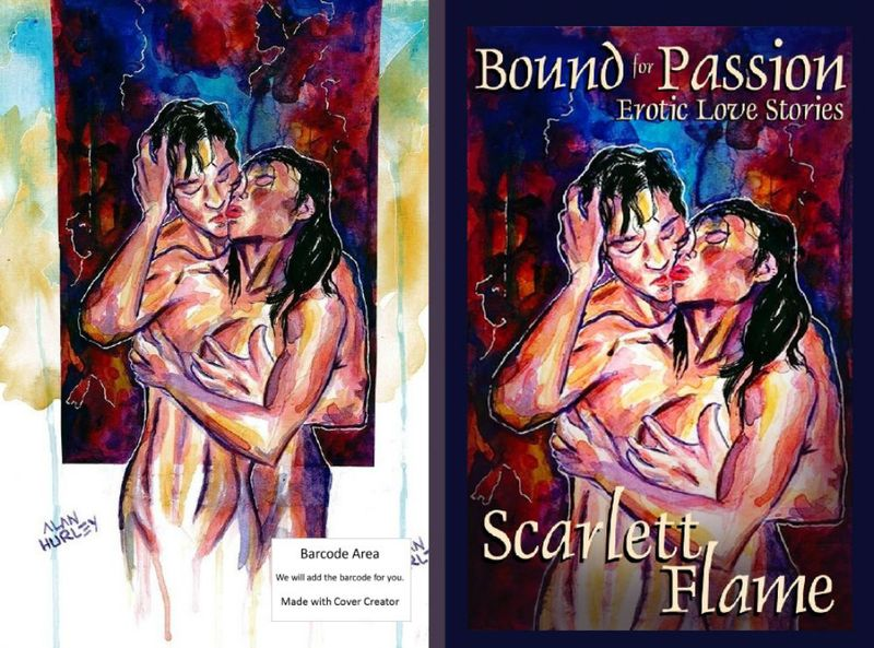 BookCoverPreview Bound for passion