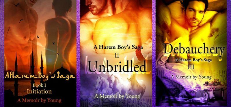 A Harem Boy's Saga  Schedule 2
