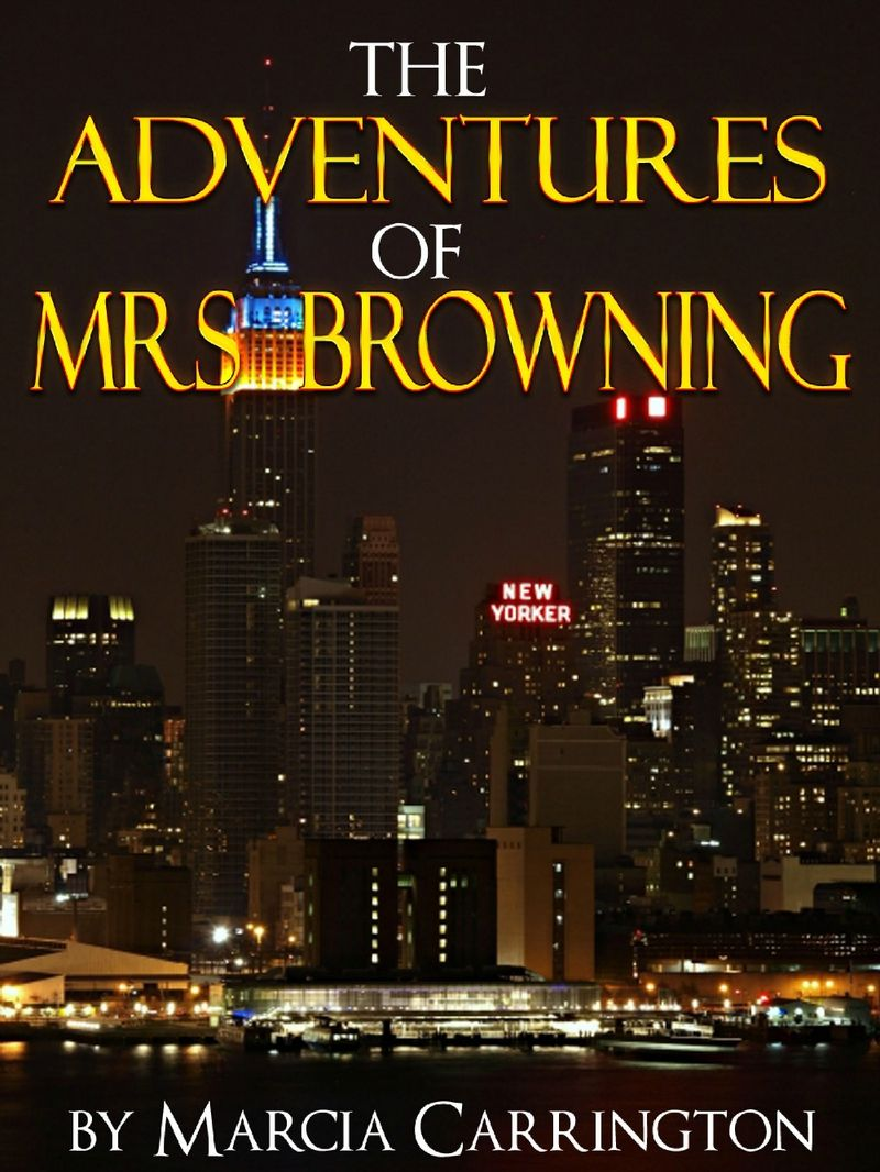 THE ADVENTURES OF MRS BROWING Large Version