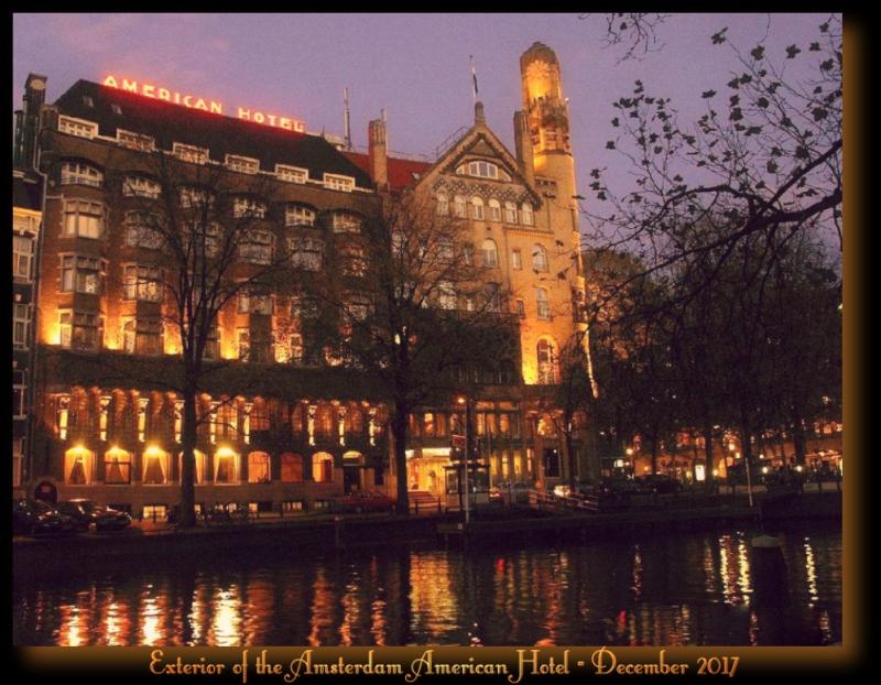 Hampshire Hotel - Amsterdam American2_pe