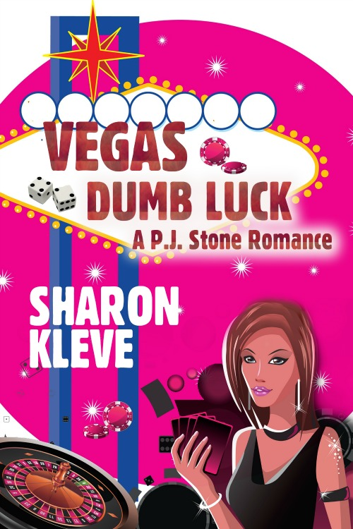Vegas Dumb Luck ebook cover