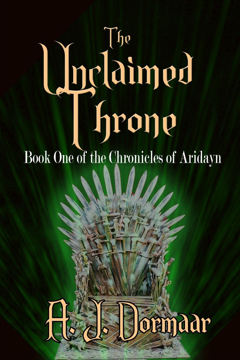 Unclaimed Throne cover art (2)