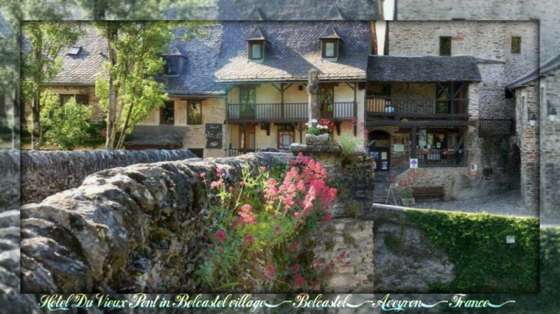 Belcastel - Hotel Du Vieux Pont1