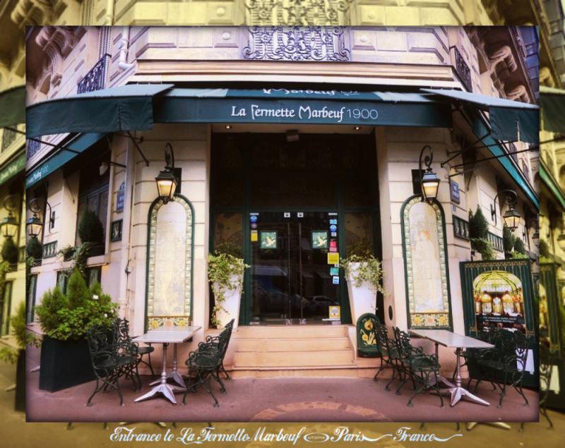 La Fermette Marbeuf 1900, 5 Rue Marbeuf9b_pe