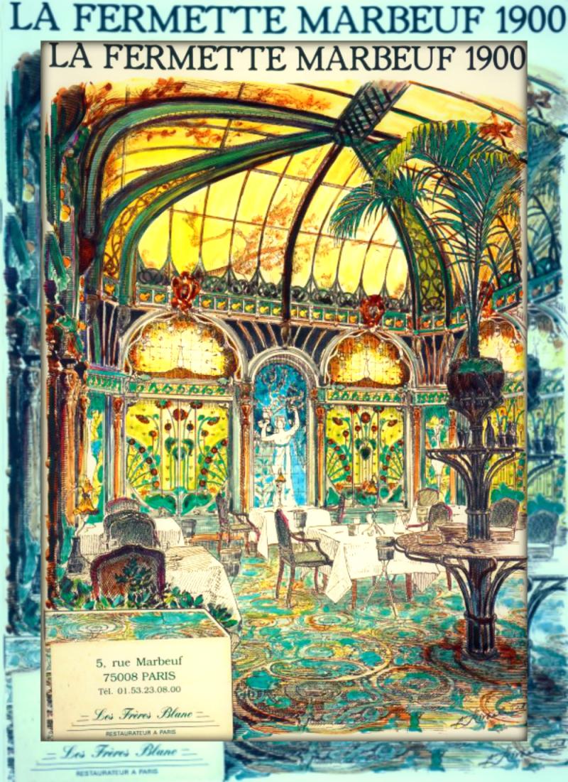 La Fermette Marbeuf 1900, 5 Rue Marbeuf