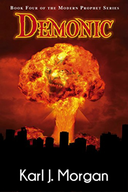 Demonic by Karl Morgan