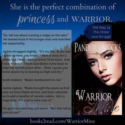 Warrior Mine promo5