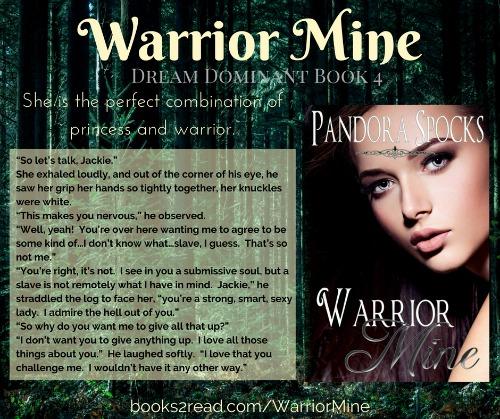 Warrior Mine promo1