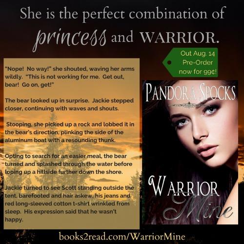 Warrior Mine promo3