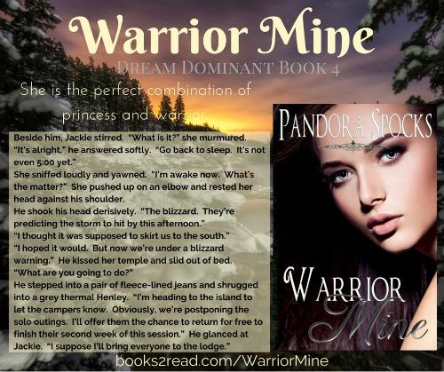 Warrior Mine promo4