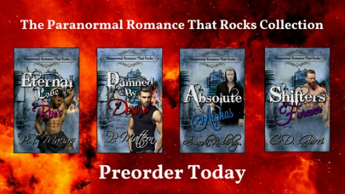 Preorder The Paranormal Romance That Rocks Collection