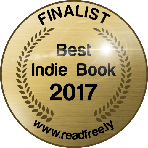 Best Indie Book 2017 - FINALIST
