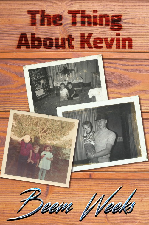 FRONT COVER  Thing Kevin  Weeks